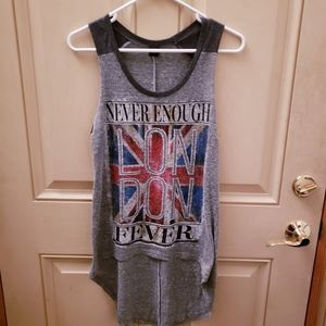 The Clas-sic USA London Fever Tanktop Womens Med